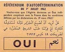 1er juillet 1962