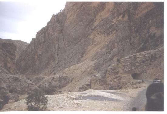 Les Gorges de Tirhanimine