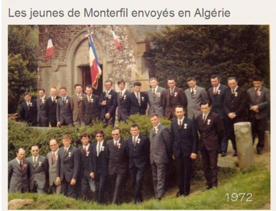 Les jeunes de monterfil envoyes en algerie