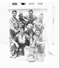 Mai 1962 les trois fse avec la releve des trois fsna a et moi tkout